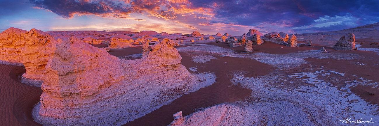 Egypt, Sahara Desert, White Desert in Egypt, Alexander Vershinin, photo