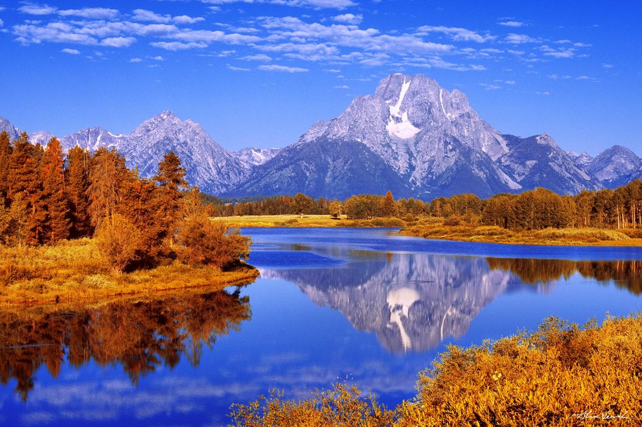 Wyoming Luxury Fine Art, Large Format Prints, Panoramic Photos, Nature Landscape Photography, Limited Edition, Grand Teton photo