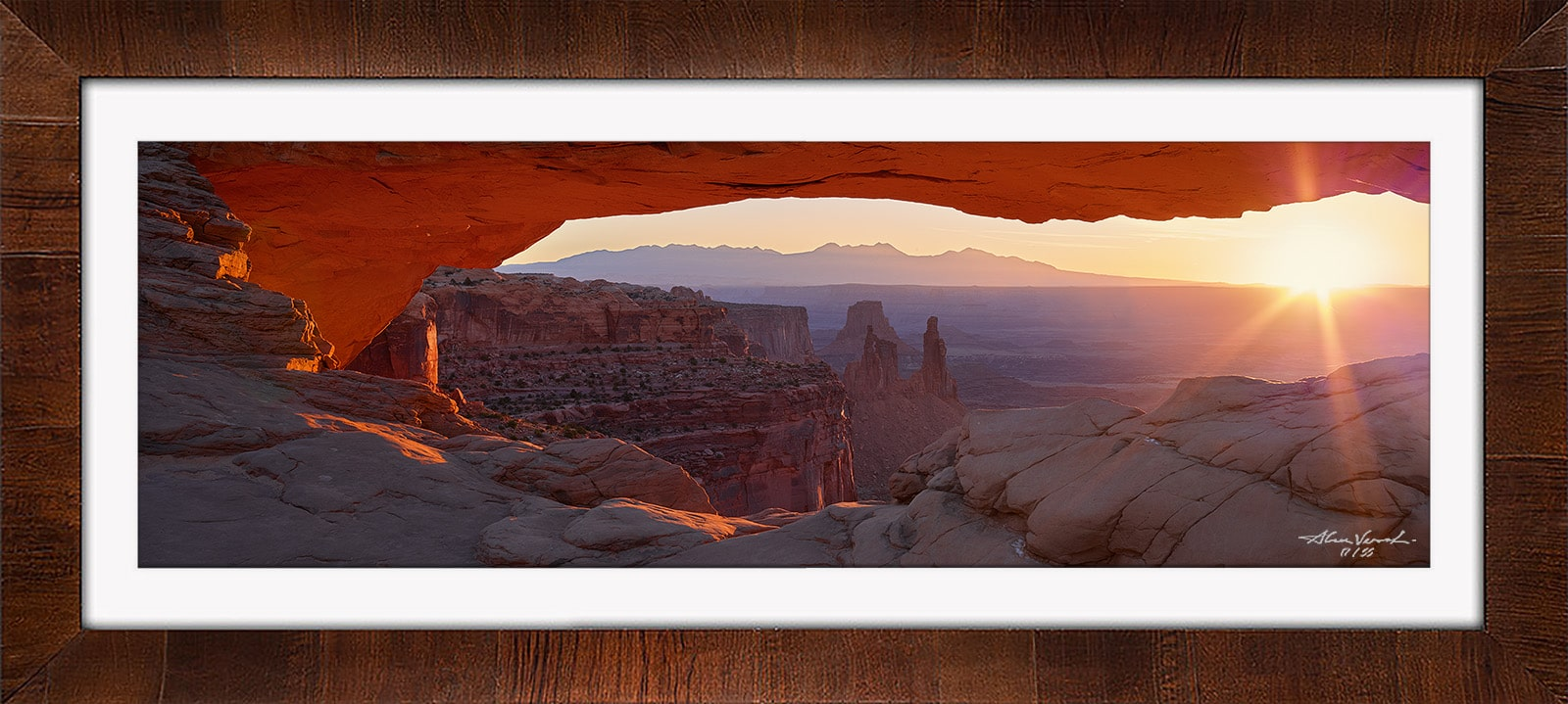 Limited Edition Nature Photography Custom Frames