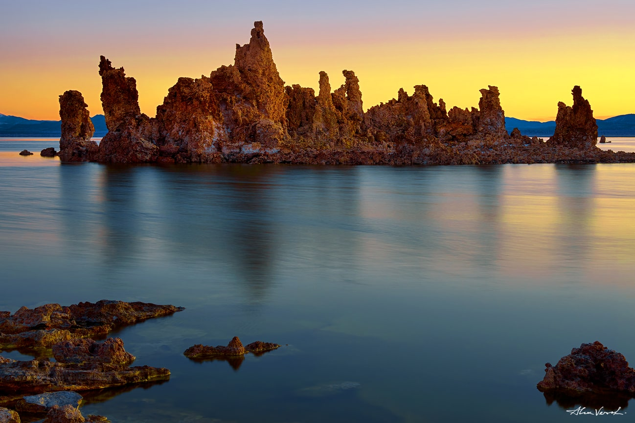 Mono Lake picture, Luxury Fine Art, Panoramic Photos, Nature Landscape Photography, California pictures, Limited Edition