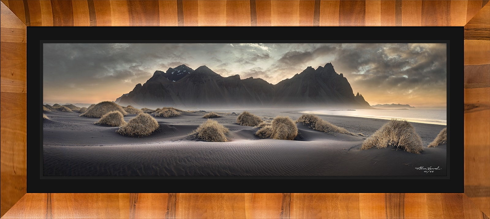 Original Custom Wood Frames Fine Art
