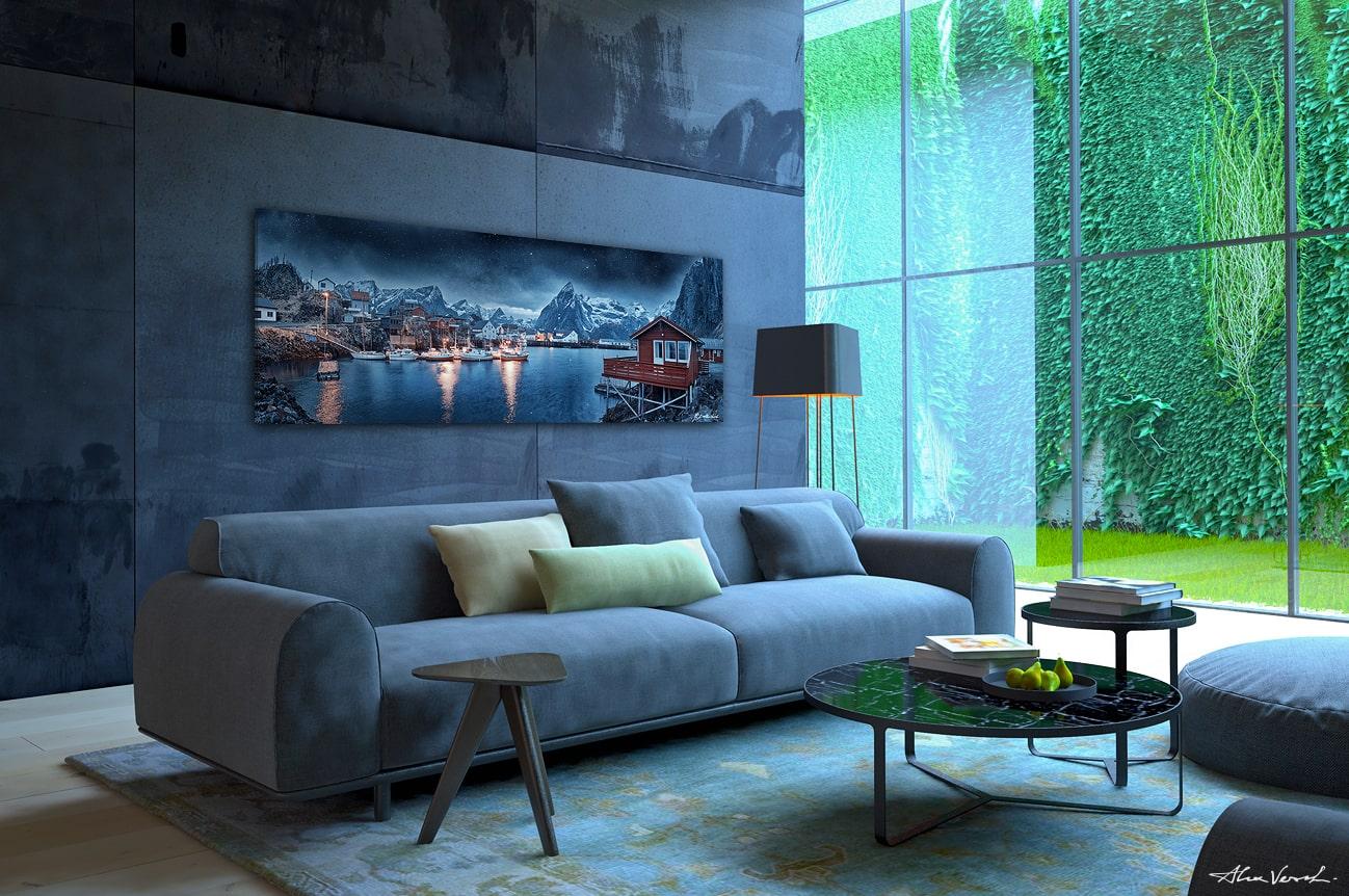 Alexander Vershinin, wall art for bedroom, wall art for living room