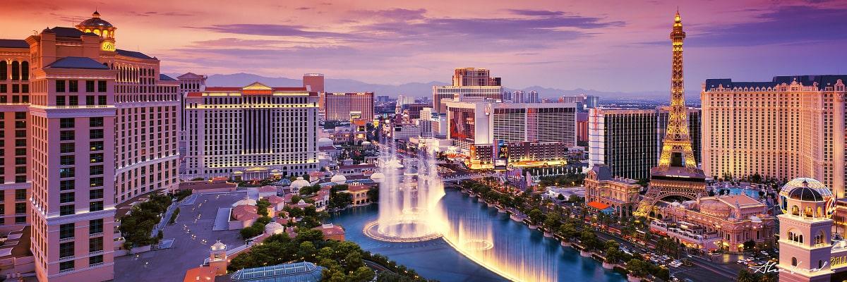 Limited edtion, Fine Art, Nevada Photography, Viva Las Vegas, Alexander Vershinin, sin city, casino, Bellagio fountains, photo
